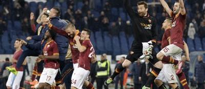 Roma-Torino 2-1, le foto