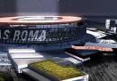 La presentazione del progetto finale del nuovo stadio della Roma, in streaming