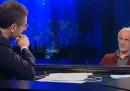 """Toni Servillo a """"Che tempo che fa"""" – video"""
