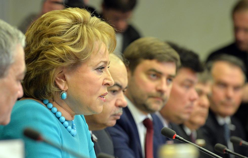UKRAINE-RUSSIA-UNREST-POLITICS-CRIMEA-PARLIAMENT-DUMA