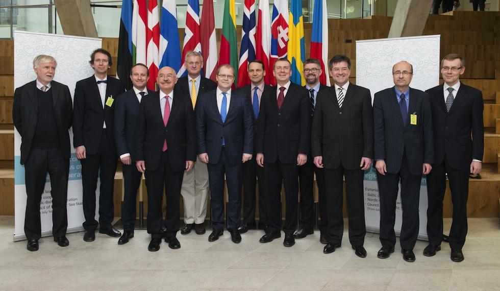 ESTONIA-VISEGRAD-UKRAINE-POLITICS