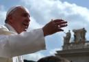 Papa Francesco ai terremotati dell'Aquila: «Jemo 'nnanzi»