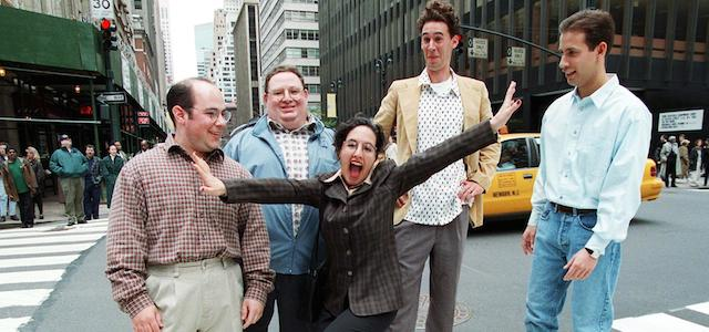 "Television series ""Seinfeld""  look-a-like contest"