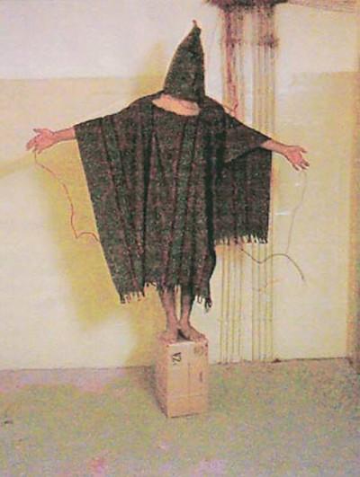 Le fotografie di Abu Ghraib