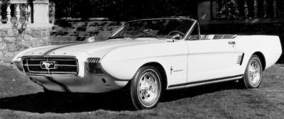 50 anni da Ford Mustang