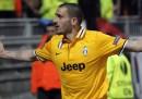 Le foto di Lione-Juventus 0-1