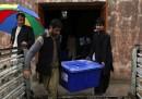 Un giorno di elezioni in Afghanistan - foto