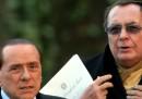 Paolo Bonaiuti lascia Forza Italia