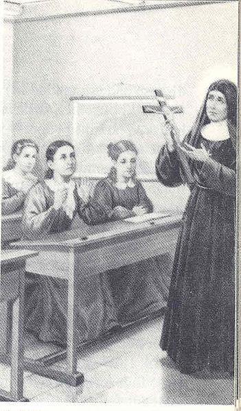 L'allieva supera la maestra: Gemma è santa, Elena Guerra soltanto beata, so far.