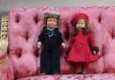 I giocattoli della Regina a Buckingham Palace