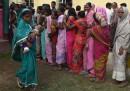 Iniziano le elezioni in India