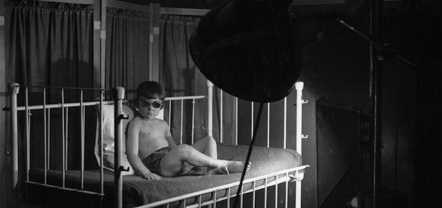 Hospital Sun Bed