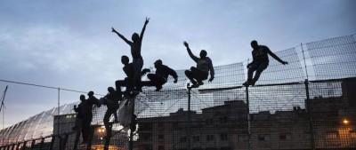 Entrare in Europa, da Melilla