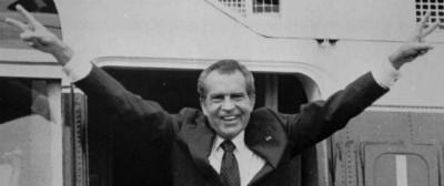 Otto cose su Richard Nixon