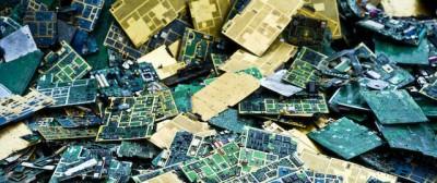 Il riciclaggio dei rifiuti tecnologici
