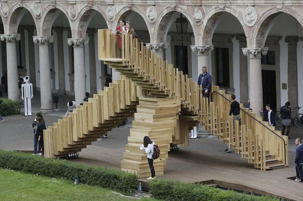 Le foto del salone del mobile di milano il post for Design milano fiera