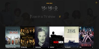 Quanto tempo hai passato a guardare serie tv?