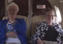 Il primo volo di An e Ria
