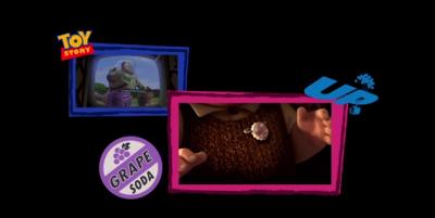 """Gli """"easter egg"""" della Pixar"""