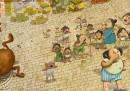 La campagna di sensibilizzazione dell'Unicef contro la defecazione all'aperto in India