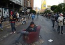 Gli scontri in Venezuela, il giorno di Pasqua