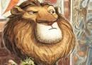 Un leone vegetariano sul New Yorker