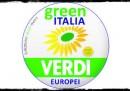 Le liste dei Verdi alle elezioni europee