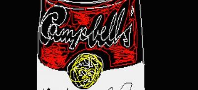 Le opere di Andy Warhol ritrovate nel suo vecchio computer