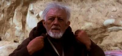 «Una volta ero un cavaliere Jedi»