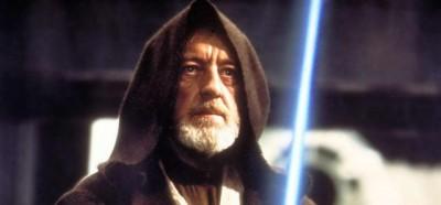 Guerre Stellari secondo Alec Guinness, cioè Obi-Wan Kenobi