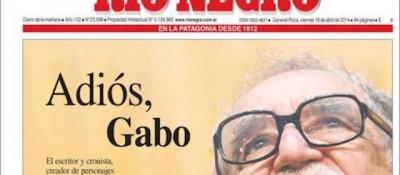 Le prime pagine internazionali su Gabriel García Márquez