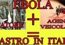 Le bufale su ebola in Italia