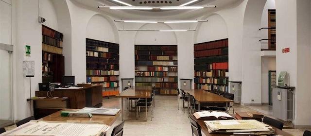 Dentro alla fondazione feltrinelli il post for Riviste feltrinelli
