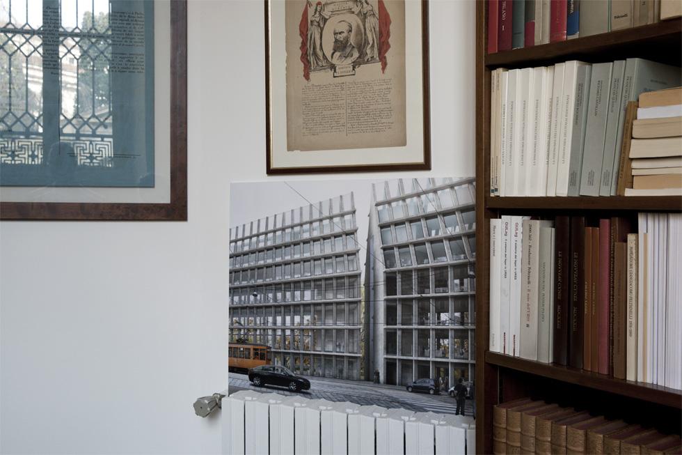 Fondazione Feltrinelli, Milano (Giulia Ticozzi/ilPost)
