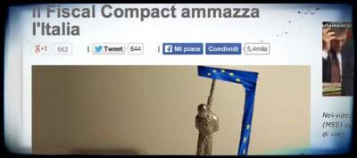 Cos'è il Fiscal Compact, spiegato bene