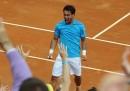 L'Italia è in semifinale di Coppa Davis