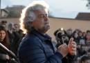 Grillo: «Stiamo scivolando lentamente verso una dittatura a norma di legge»
