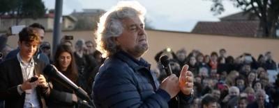 I guadagni di Grillo col suo blog