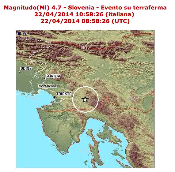 terremoto 22 giugno veneto trattoria - photo#16