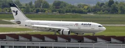 Gli aerei Boeing e l'Iran