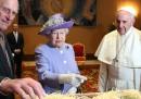 Le foto della regina Elisabetta in Italia