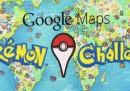 A caccia di Pokémon su Google Maps