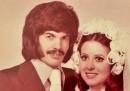 Antonio Razzi e la foto del matrimonio