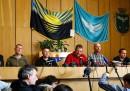 7 osservatori OSCE ancora ostaggi in Ucraina