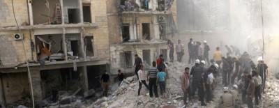 Gli attacchi al cloro in Siria
