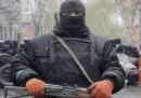La brutta giornata dell'Ucraina orientale