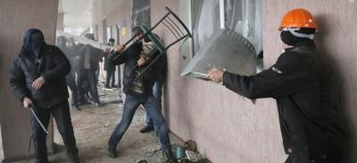 Un altro attacco in Ucraina