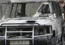 La sparatoria a Sloviansk, in Ucraina dell'est