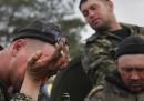 La situazione nell'Ucraina dell'est