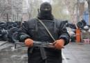 Uomini armati Ucraina